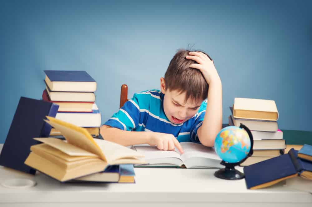 5 Tips for parents to help their kids tackle exam stress