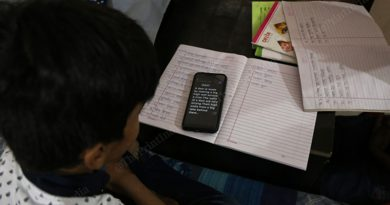 With WhatsApp and video texts, learning takes a new form in Delhi govt schools