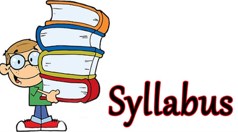 Revised syllabi likely by end of August
