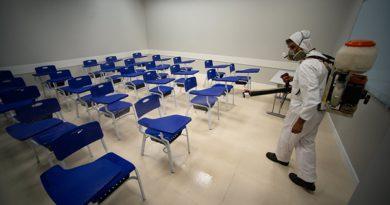 UN warns of 'generational catastrophe' over coronavirus school closures