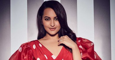 Sonakshi Sinha bats for right to education