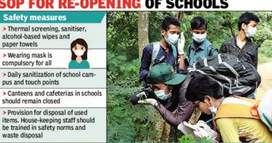 Patna schools make arrangements for partial reopening from September 21