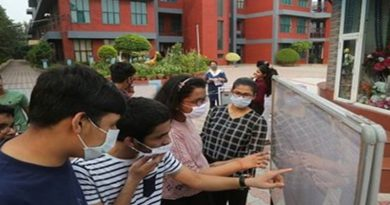 Amid pandemic, Class 10, 12 students appear for CBSE compartment exams