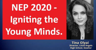 NEP 2020 - Igniting the Young Minds.