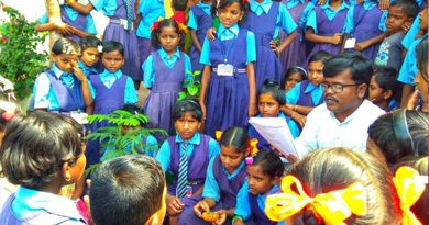 How this Sahitya Akademi Award-winning poet and Govt School Headmaster in rural Karnataka has transformed the face of a tiny school