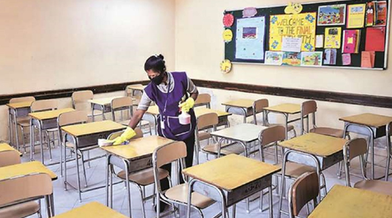 Rajasthan schools may open from November 2 for Classes 10 to 12
