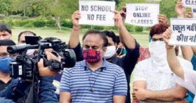 Coimbatore School Stopped Online Classes Demanding Full Fee: Parents
