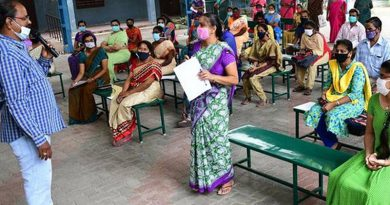 The reopening of schools in Coimbatore leads to Mixed reactions from parents