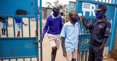 Schools in Africa Struggle to Reopen Because of Coronavirus