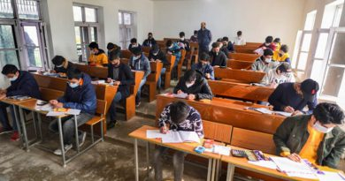 Class 10 exams commence in J&K with adherence to Covid safety measures
