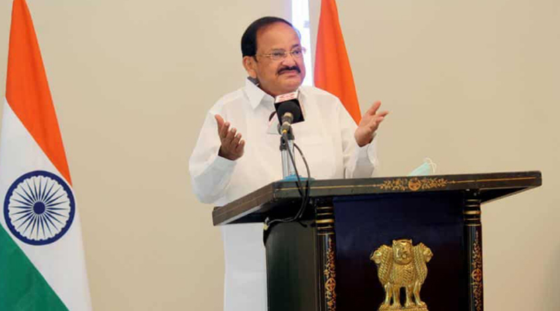 New education policy aims to make India a global knowledge superpower: says Venkaiah Naidu