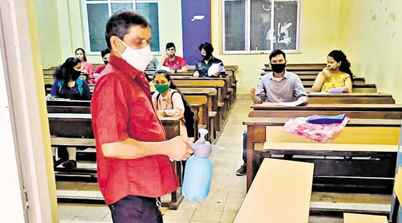 Maharashtra education department tells local bodies to Ensure necessary arrangements prior to reopening of schools