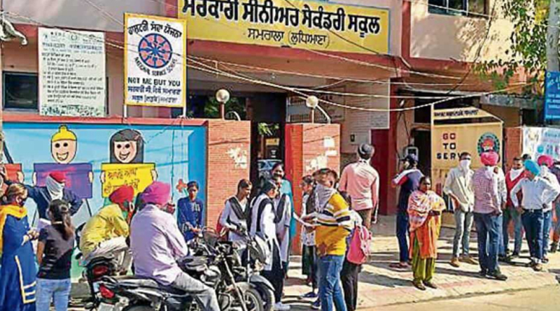 Govt school clerk in Ludhiana tests positive; contacts being traced in school