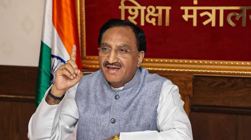 Board exams won't be conducted in January or February, says education minister Ramesh Pokhriyal