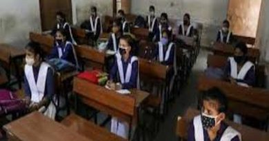 Karnataka schools will reopen from January 1 for class 6 onwards
