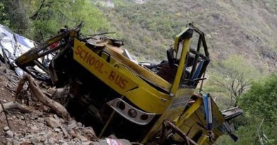 5-lakh relief to be given to parents of boy killed in Kangra school bus accident