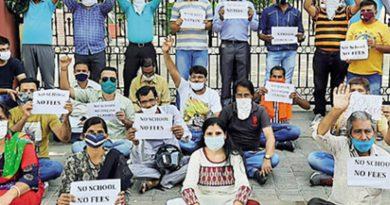 Jaipur: Parents' Association begins fast over school fee
