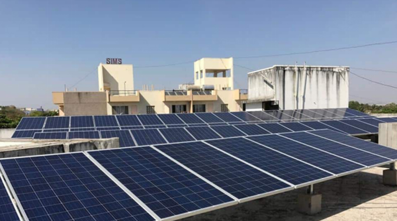 Solar power to give 150 city schools 17 crores annually