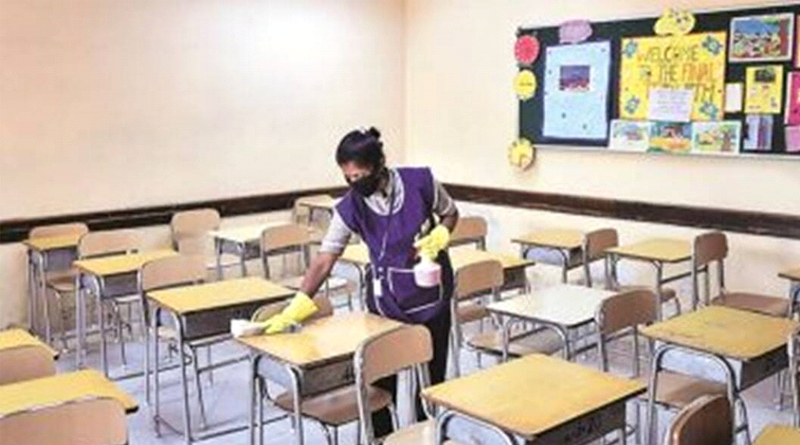 Gujarat schools to reopen for Classes 9 &11 from Feb 1