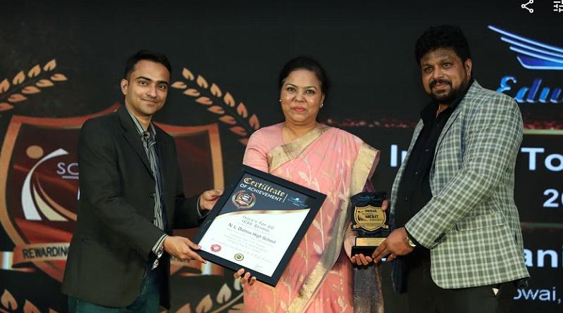 India School Merit Awards Grand Ceremony - Top Schools Receive Awards