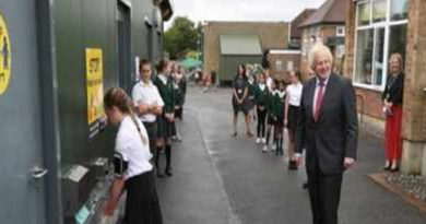 School exams in London cancelled after Covid-19 disruption