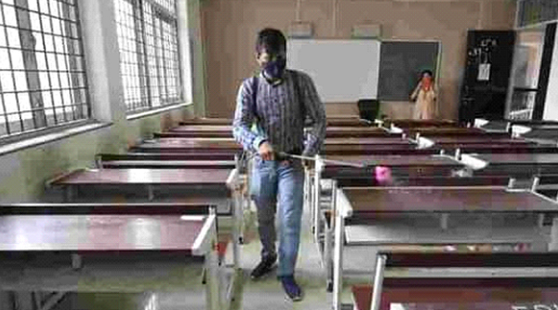 UP govt issues guidelines for reopening of schools for classes 1-8
