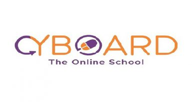Cyboard School- A unique online school launches in India