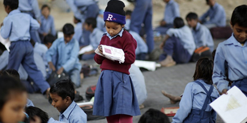 UP primary schools gear up to welcome children