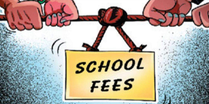 Noida School seeks annual fee; parents protest