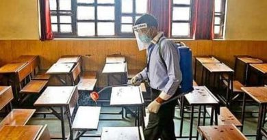 Jammu and Kashmir schools reopened for classes 9 to 12