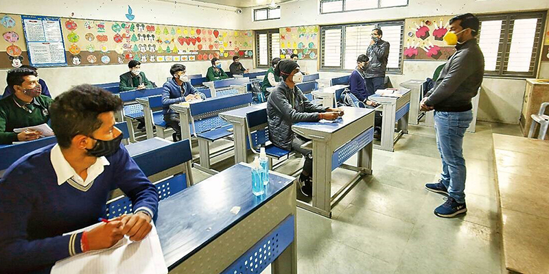 DPS Delhi students stopped from taking exam over unpaid fee