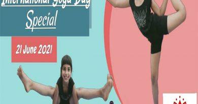 International Yoga Day 2021: Youtube channel 'Yoga with Avika' presents special yoga asanas