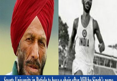 Sports University in Patiala to have a chair after Milkha Singh's name