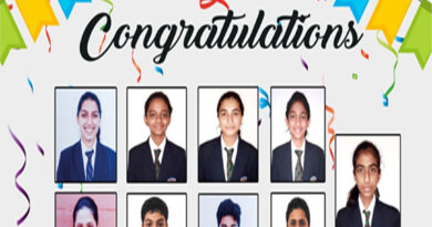 Coorg Public School records 100% pass results in ICSE Examinations 2021