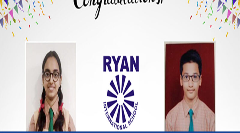 Ryan Group of Schools delivers 100% Pass Results as ICSE Board Results get announced