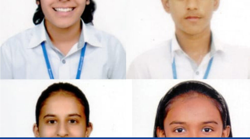 Scottish High International School records outstanding scores in the ICSE & ISC Board examinations 2020-21 with 100% pass results