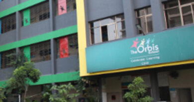 """The Orbis School, Pune upholds the cheerful motto """"Celebrate Learning"""""""