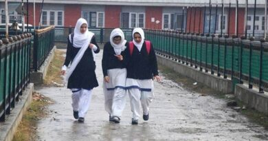 Class 10 students in Jammu protest for mass promotion
