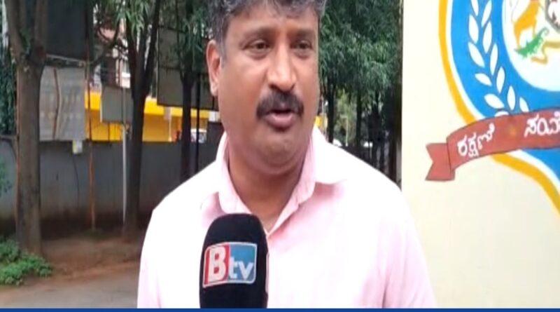 KAMS general secretary Shashi Kumar attacked near his home