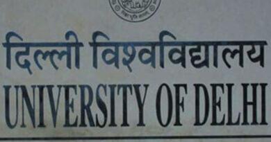DU Teachers' Association Protests Against Implementation Of NEP 2020 - Education News