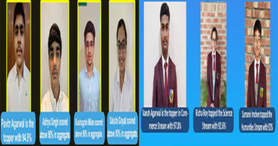Kasiga School records exemplary performance of its students during the Class 10 & 12 Board Examinations - Education News