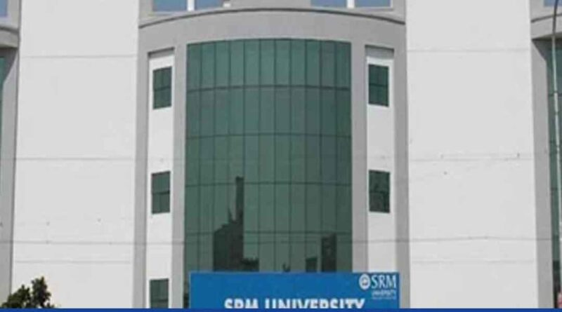SRM Institute of Science and Technology Offers Scholarships To 300 Students