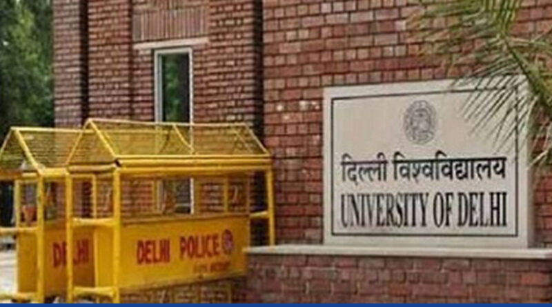 Delhi University notification on varsity reopening from Sept 20 declared fake