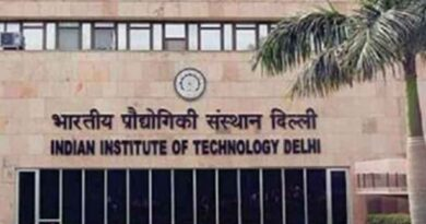 Researchers at IIT Delhi develop device to generate electricity from raindrops & ocean waves -Education News