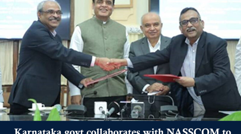 Karnataka govt collaborates with NASSCOM to equip students with industry-aligned skills - Education News