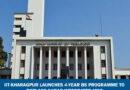 IIT-Kharagpur launches 4-year BS programme to replace 5-year integrated MSc.