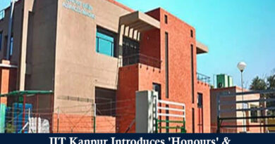 IIT Kanpur Introduces 'Honours' & 'Inter-Departmental' Degrees In Updated BTech Curriculum - Education News