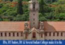 IISc, IIT Indore, DU & Several Indian Colleges make it to the World University Rankings By Subject 2022 List