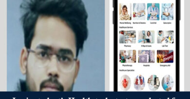 Jamia student's Health-tech start-up selected for Incubation Programme - Education News