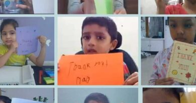 CHIREC International School Celebrates Global Be Well Day - Education News India